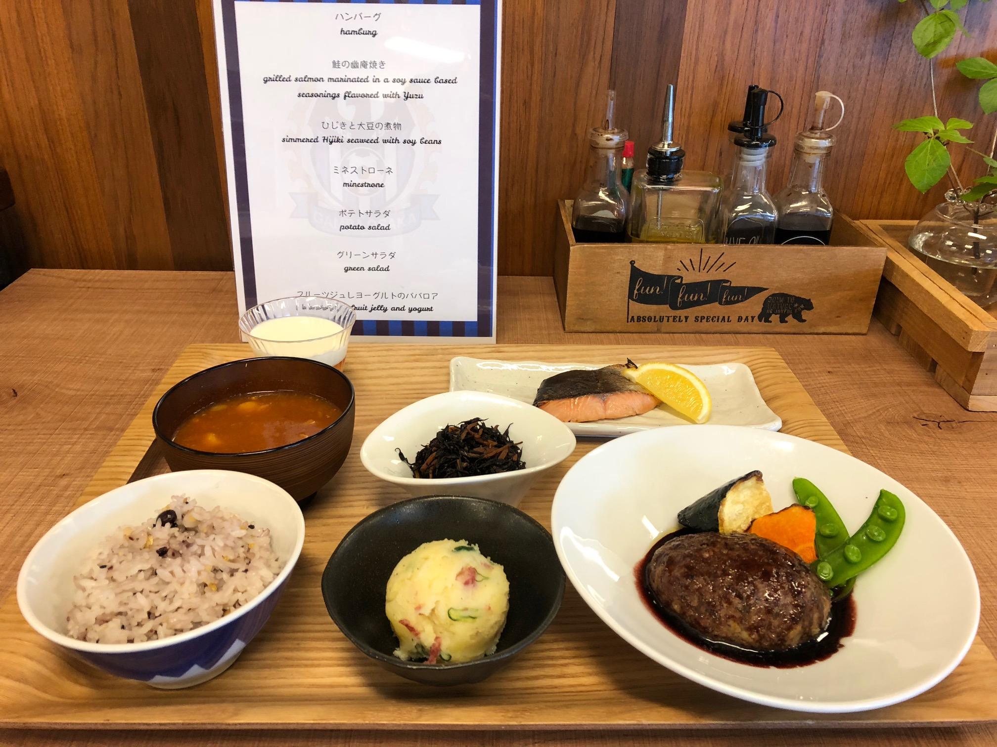 ガンバ大阪選手が日ごろ遠征前に食べる食事